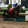 CAPTION: Ashado with John Velazquez up wins the Kentucky Oaks (gr. I).<br /> Kentucky Derby contenders at Churchill on April 30, 2004.<br /> OaksDay4/30Origs5<br /> image74<br /> Photo by Anne M. Eberhardt