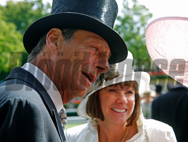 Sir Henry Cecil and Lady Jane Cecil