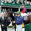 War Chant wins the Breeders' Cup Mile, 2000<br /> Anne M. Eberhardt Photo