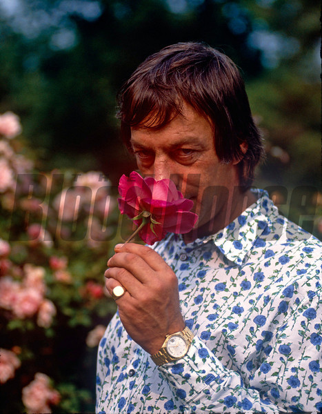 Sir Henry Cecil<br /> Trevor Jones Photo