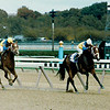 Twilight Ridge wins 1985 Breeders' Cup Juvenile Fillies<br /> Skip Dickstein Photo