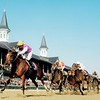 Reraise wins the 1998 Breeders' Cup Sprint<br /> Skip Dickstein Photo