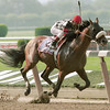 Lemon Drop Kid winning the Suburban Handicap on July 4, 2000 at Belmont Park. <br /> Photo by: Adam Coglianese/NYRA