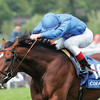 Refuse To Bend wins the Coral Eclipse Stakes, Sandown 03/07/04<br /> Trevor Jones Photo
