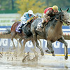 Photo By Skip Dickstein - Winning the Breeders' Cup Sprint Midnight Lute at Monmouth October 27, 2007.