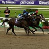 Silver Train wins the 2005 Breeders' Cup Sprint<br /> Anne M. Eberhardt