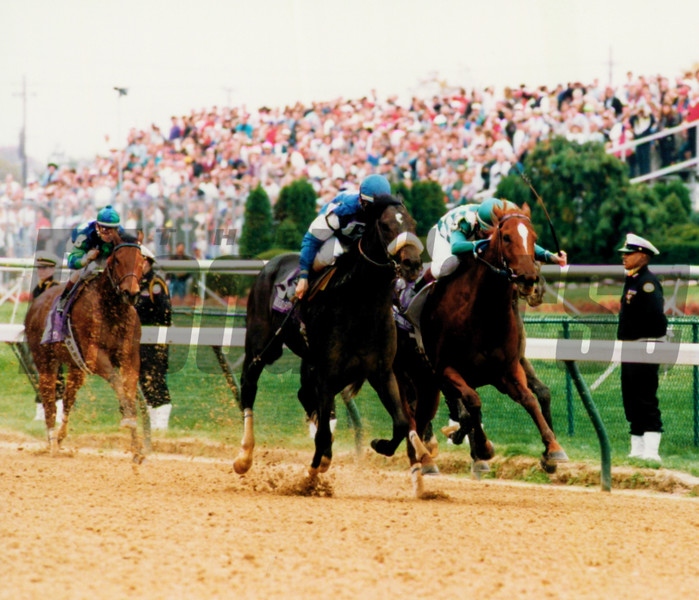 Cherokee Run, Soviet Problem, 1994 Breeders' Cup Sprint