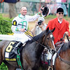 Rachel Alexandra, Calvin Borel win KY Oaks 2009, churchill downs, walk to winners circle