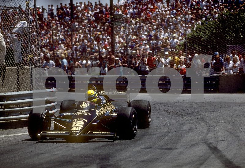 """Aryton Senna"""