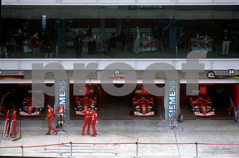 """""""Ferrari Garage"""""""