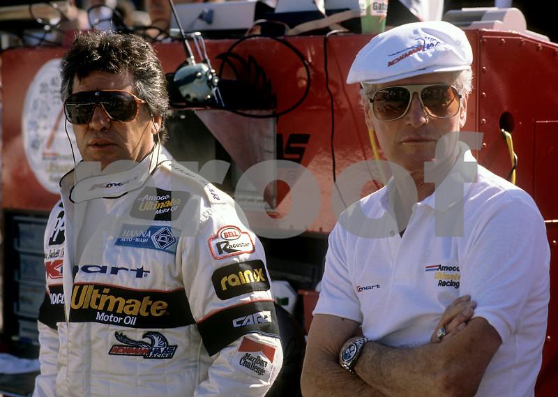 """"""" Andretti & Newman """""""