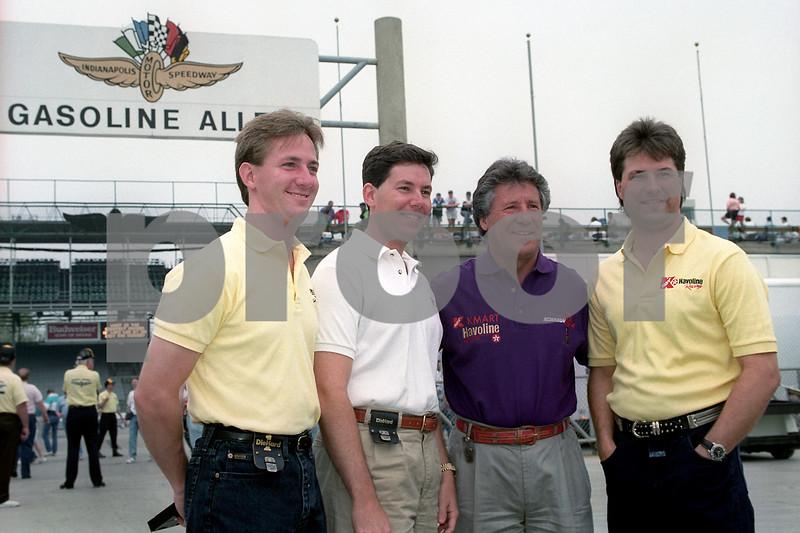 """Four Andretti's"""