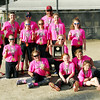 STAN HUDY - SHUDY@DIGITALFIRSTMEDIA.COM<br /> The Saratoga Thunder Red 10U softball team captured first place this weekend during the Miss Shen Slide Into Summer tournament at the Clifton Common Softball Complex.