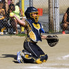 STAN HUDY - SHUDY@DIGITALFIRSTMEDIA.COM<br /> Classie Lassies Boom 10U catcher