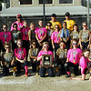 STAN HUDY - SHUDY@DIGITALFIRSTMEDIA.COM<br /> Miss Shen Slide into Summer 10U tournament finalists, Saratoga Miss Thunder Red (pink), Classie Lassies Boom (yellow).