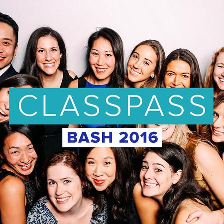 Classpass Bash 2016 (NYC)
