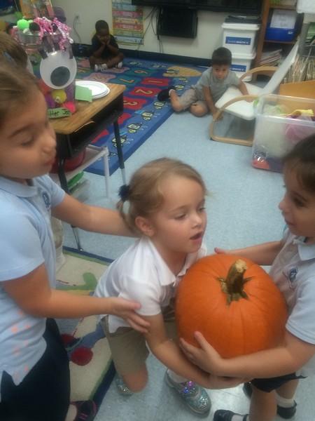 JK Pumpkin Day October 2015