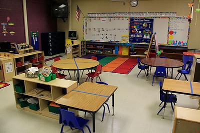 Inside a Pre-K classroom in NBISD