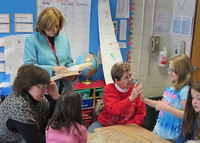 Classroom of the Week: Beth Smith's third grade at Richmond Consolidated School 011218