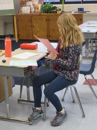 Classroom of the Week: Sarah Gerney's third-grade class at Morris Elementary School 010518