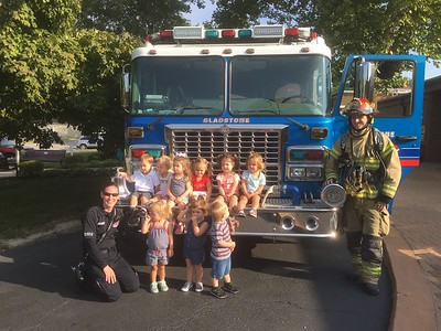 Early Childhood with Firefighters