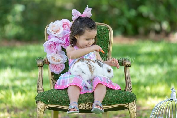 Claudia - Easter Minis