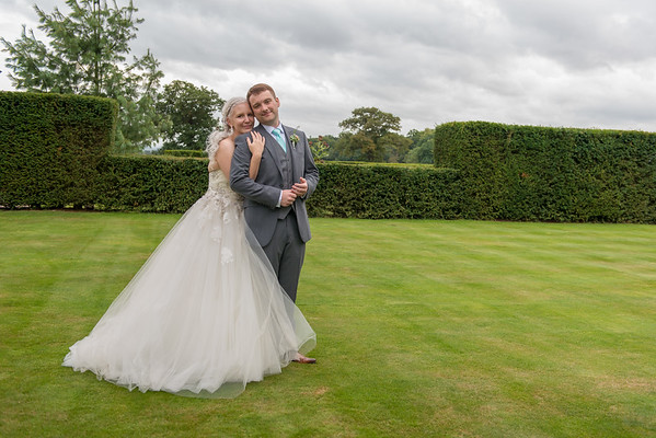 Hoar Cross Hall Wedding Photography - Staffordshire