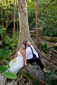 April and Greg wedding in Riviera maya (5 of 12)
