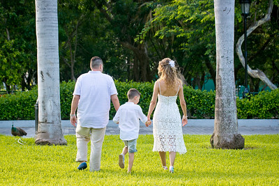 family vacation at iberostar -1