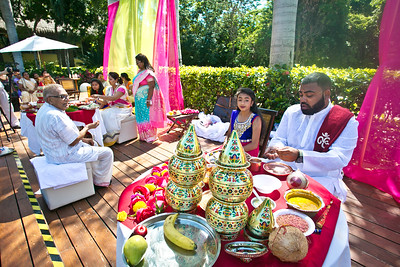 Indian wedding at Gran Velas-1