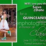 Save the date copy
