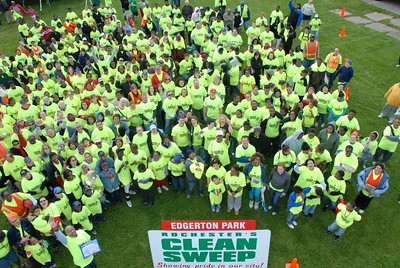 Clean Sweep 2010 Northwest 5/15/2010