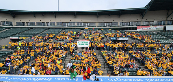 Clean Sweep 2014 at Frontier Field 5/3/2014