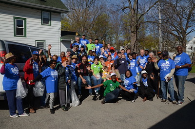 2015 Clean Sweep at Frontier Field - 5/2/2015