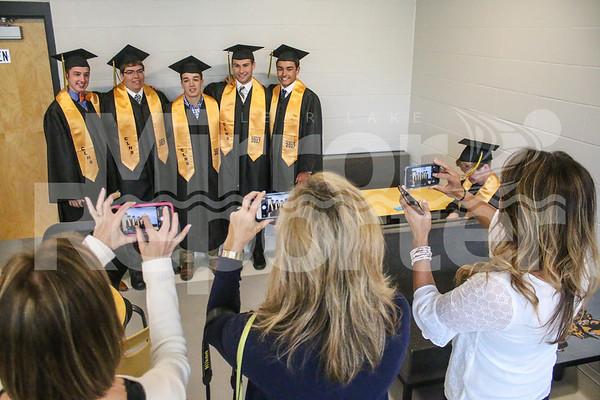 2017 Clear Lake Graduation