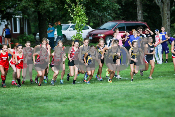 2016 Clear Lake Cross Country Meet