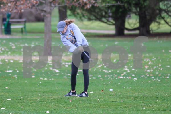 2017 Clear Lake Girls Golf at Mason City