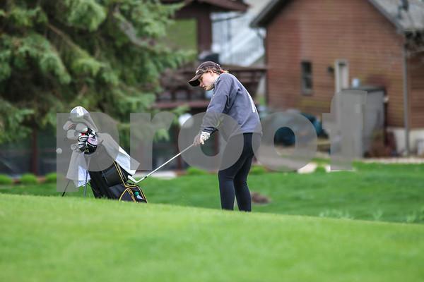 2017 Clear Lake Girls Golf vs Newman