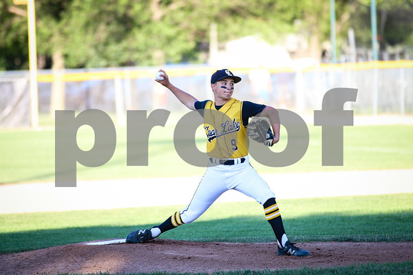 2017 Clear Lake Baseball vs IFA