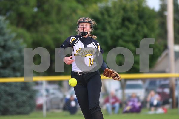 2017 Clear Lake vs Newman Softball