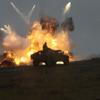 military-operation-humvee-car-bomb-fire