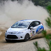 Chris Duplessis in the Team O'Neil R2 Fiesta