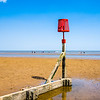 Cleethorpes beach May 2018