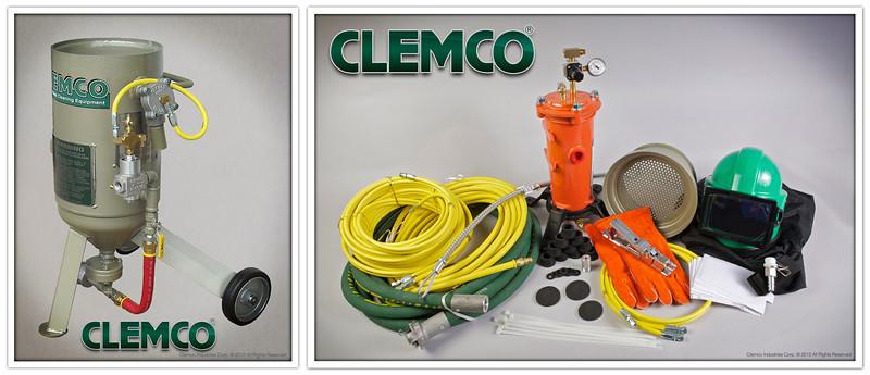 0.5 cuft Blast Machine System with High Pressure Supplied Air Respirator Stock No. 00908