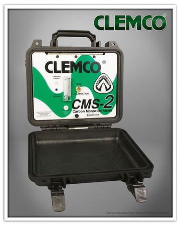 CMS-2 CO Monitor Portable Contractor Model Stock No. 22892