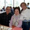 與 泰文泰中學 1955年 同學 黃燕燕  (照片 拍攝於 2008年12月)