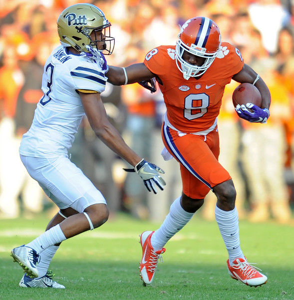 Clemson vs Pittsburg