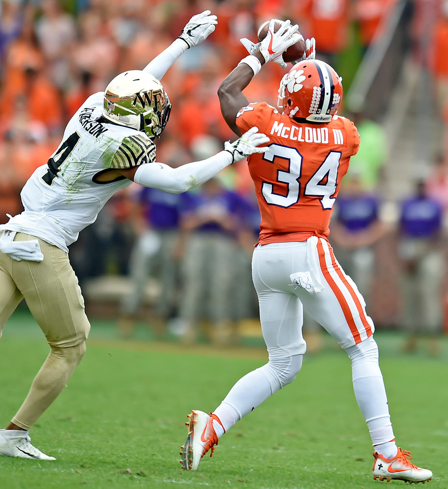 Clemson vs Wake Forest