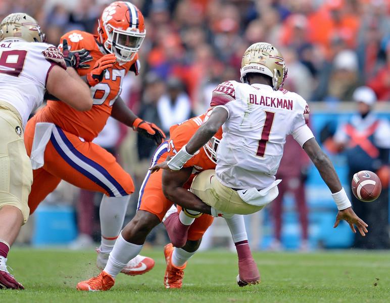 Clemson vs Florida State