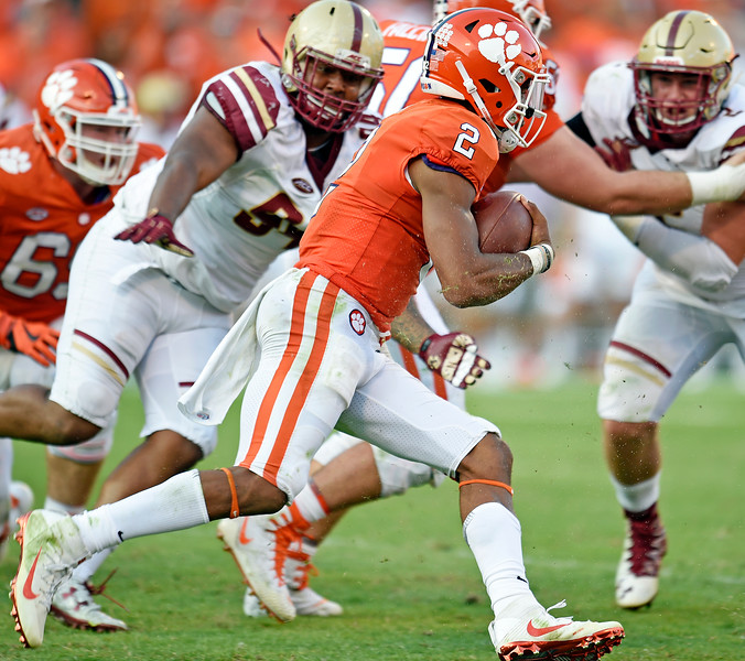Clemson vs Boston College